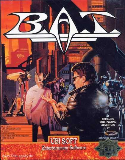 Misc. Games - B.A.T.: The Bureau of Astral Troubleshooters