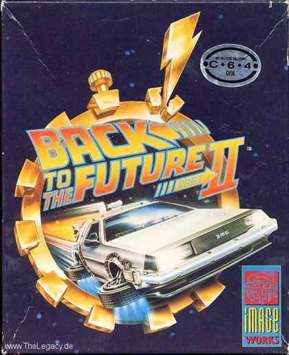 Misc. Games - Back to the Future II