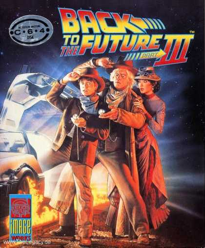 Misc. Games - Back to the Future III