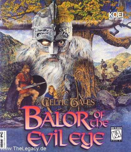 Misc. Games - Celtic Tales: Balor of the Evil Eye