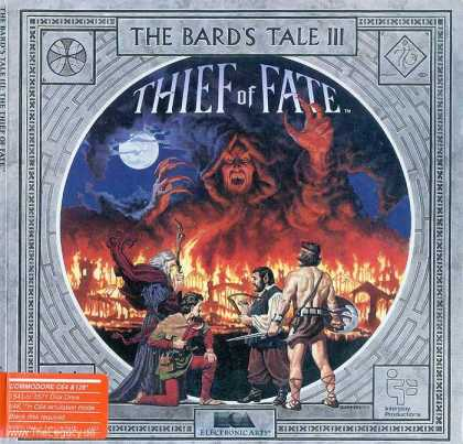 Misc. Games - Bard's Tale III, The: Thief of Fate