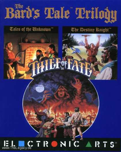 Misc. Games - Bard's Tale Trilogy, The