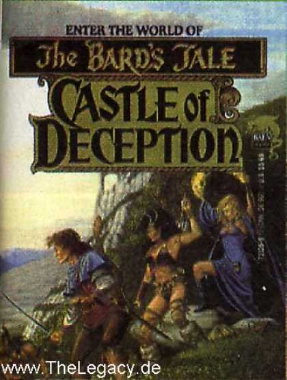 Misc. Games - Bard's Tale IV: Castle of Deception