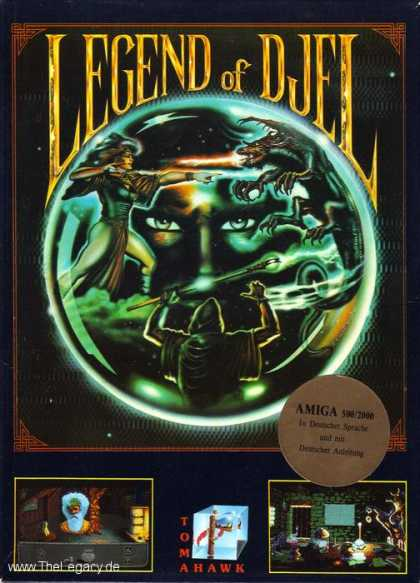 Misc. Games - Legend of Djel