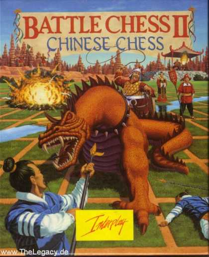 Misc. Games - Battle Chess II: Chinese Chess