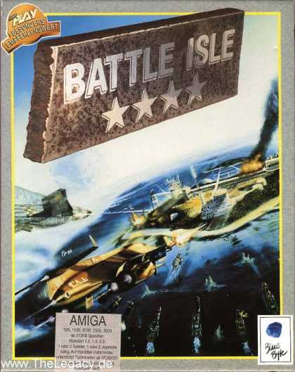 Misc. Games - Battle Isle