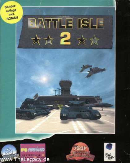 Misc. Games - Battle Isle 2