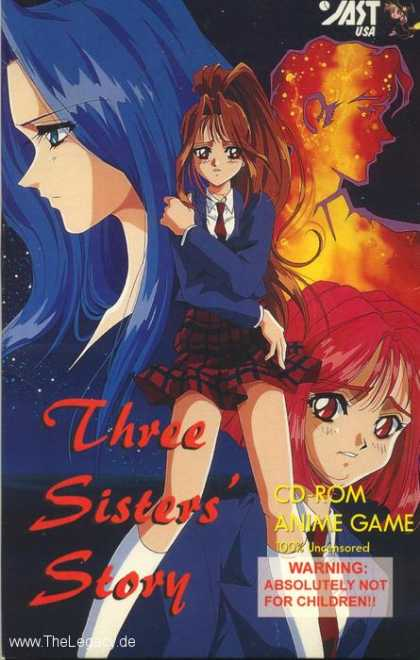Misc. Games - Three Sisters' Story