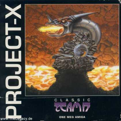 Misc. Games - Project-X (Revised Edition)