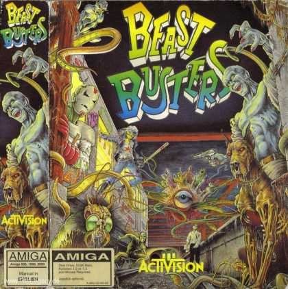 Misc. Games - Beast Busters