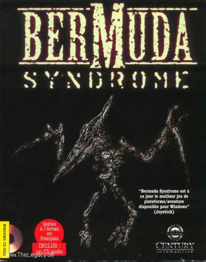 Misc. Games - Bermuda Syndrome