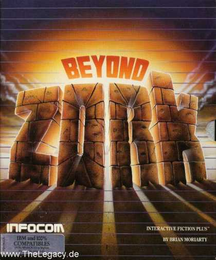 Misc. Games - Beyond Zork: The Coconut of Quendor