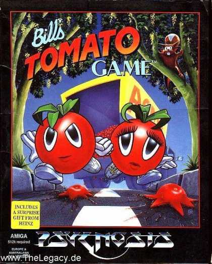 Misc. Games - Bill's Tomato Game