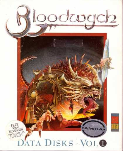 Misc. Games - Bloodwych: Data Disks-Vol 1