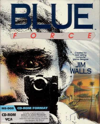 Misc. Games - Blue Force