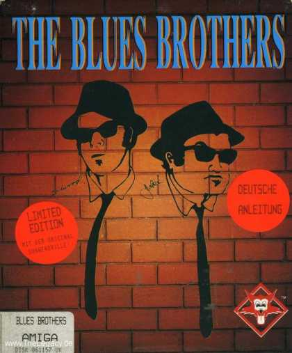 Misc. Games - Blues Brothers, The