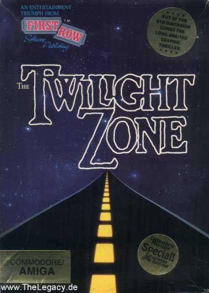Misc. Games - Twilight Zone, The