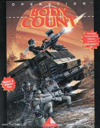 Misc. Games - Operation BodyCount