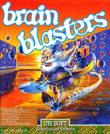 Misc. Games - Brain Blasters