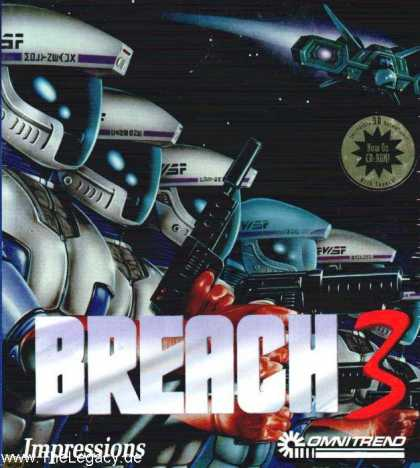 Misc. Games - Breach 3