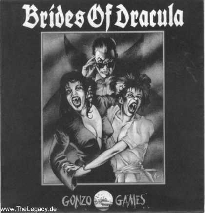 Misc. Games - Brides of Dracula, The