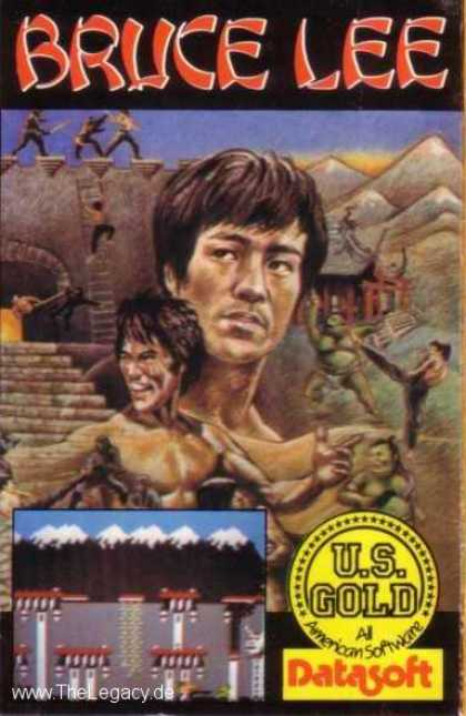 Misc. Games - Bruce Lee