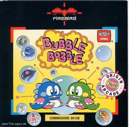 Misc. Games - Bubble Bobble