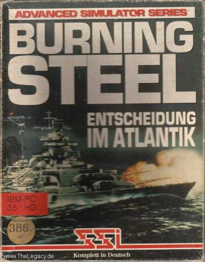 Misc. Games - Burning Steel: Entscheidung im Atlantik