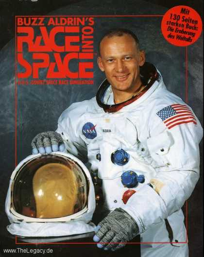Misc. Games - Buzz Aldrin's Race Into Space