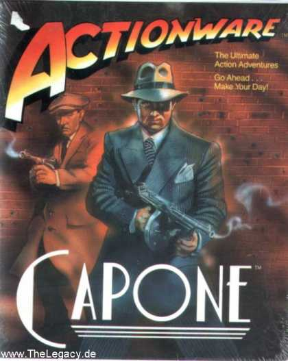 Misc. Games - Capone