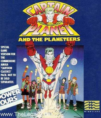 Misc. Games - Captain Planet: and the Planeteers