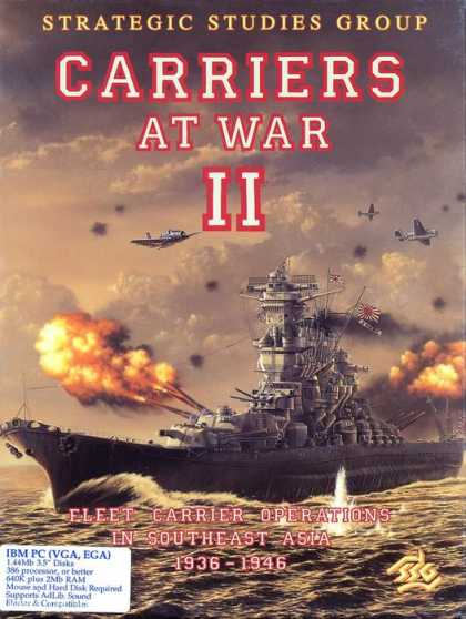 Misc. Games - Carriers at War II