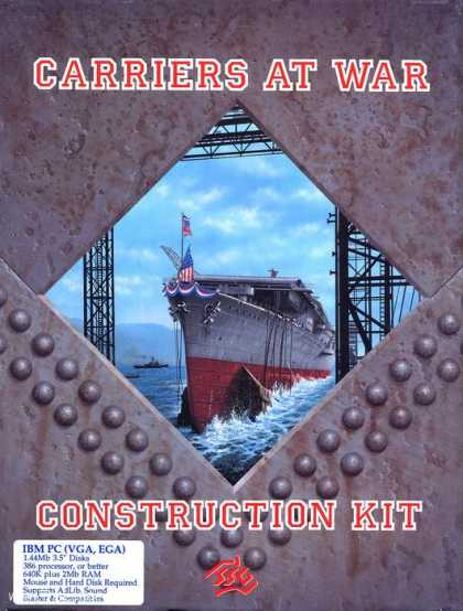 Misc. Games - Carriers at War: Construction Kit