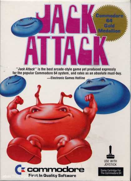 Misc. Games - Jack Attack