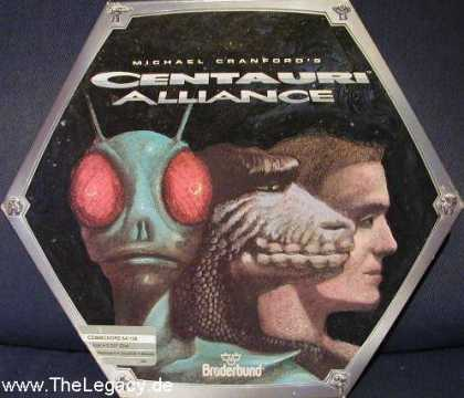 Misc. Games - Centauri Alliance
