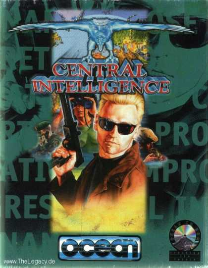 Misc. Games - Central Intelligence