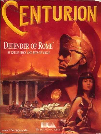 Misc. Games - Centurion: Defender of Rome
