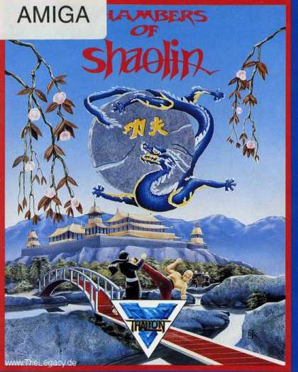 Misc. Games - Chambers of Shaolin