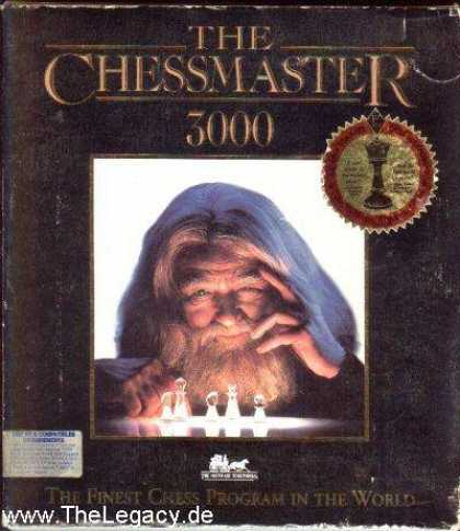 Misc. Games - Chessmaster 3000