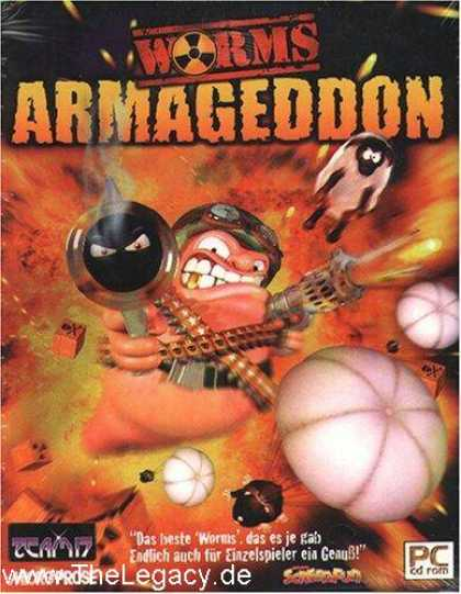 Misc. Games - Worms Armageddon