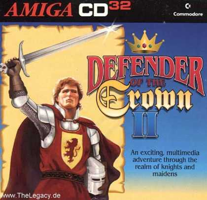 Misc. Games - Defender of the Crown II