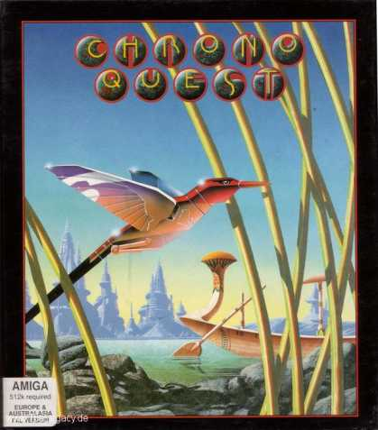 Misc. Games - Chrono Quest