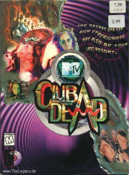 Misc. Games - MTV Club Dead
