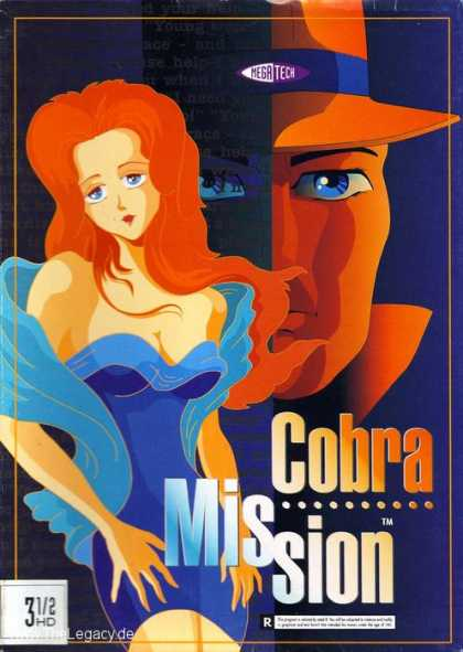 Misc. Games - Cobra Mission