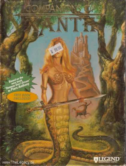 Misc. Games - Companions of Xanth