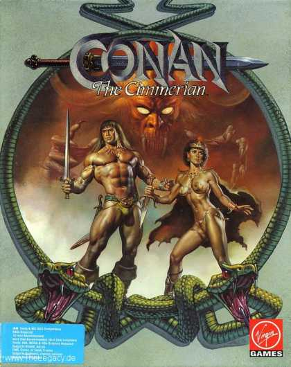 Misc. Games - Conan: The Cimmerian