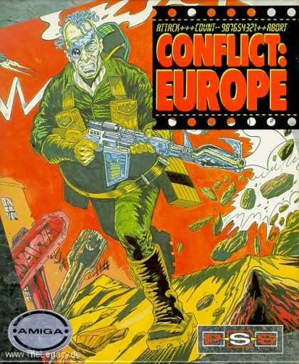 Misc. Games - Conflict Europe
