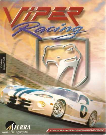Misc. Games - Viper Racing