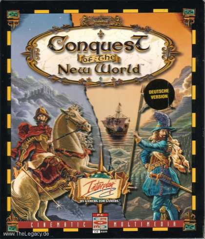 Misc. Games - Conquest of the New World