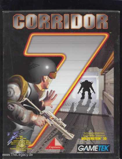 Misc. Games - Corridor 7: Alien Invasion